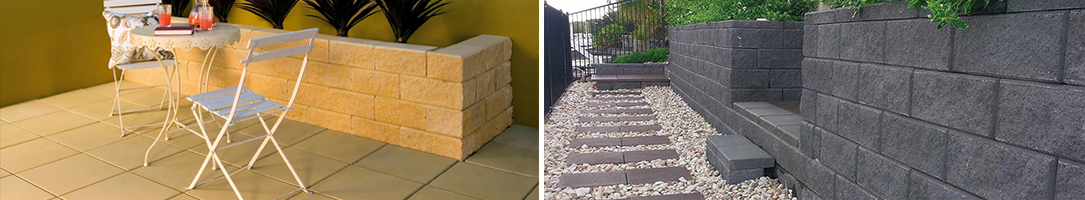 National Masonry Pavers | Outdoor Paving | Retianing walls