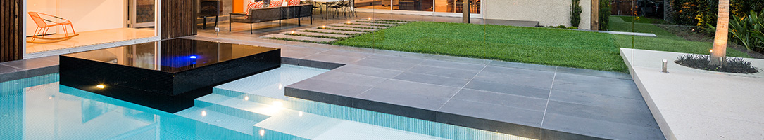 Bullnose pavers | Square edge tiles | Pool tiles | Coping